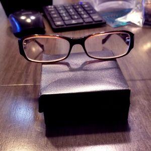 Marc by March Jacobs Eyeglass Frames MMJ445 Tortoi